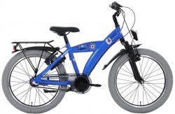 Bike Fun Sound 20 Inch 33 cm Jongens 3V Terugtraprem Blauw
