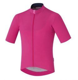 Shimano fietsshirt Evolve heren roze maat S