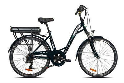 Legnano Legnano L250D Thyme 26 Elektrische Fiets - Zwart