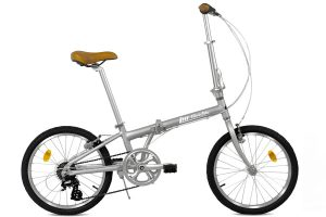 FabricBike FabricBike Folding 7V Vouwfiets - Space Grey